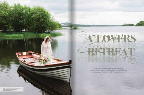 Wedding Journal Magazine Shoot