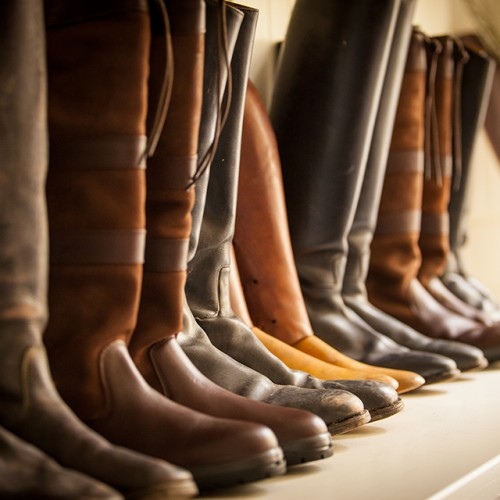 Dubarry Boots ready for your fishing trip or country walk!